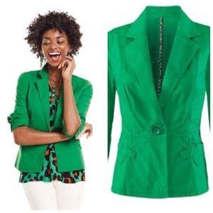 CAbi Verde Blazer Style #5097